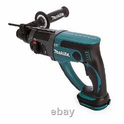 Makita DHR202Z 18V LXT SDS+ Rotary Hammer (Body Only) Replaces BHR202Z