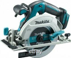 Makita DHS680Z 18v LXT Lithium Ion Brushless Circular Saw 165mm Bare Unit