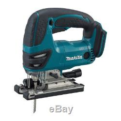 Makita DJV180Z Cordless Jigsaw 18v Body Only LXT Lithium Ion Naked Machine
