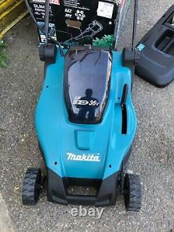 Makita DLM431Z 18V lithium-ion Cordless Twin 36V Lawn Mower, body only
