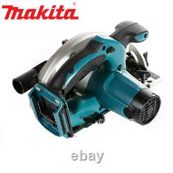 Makita DSS611Z 18V LXT Lithium Ion 165mm Circular Saw With Makpac Case Type 3