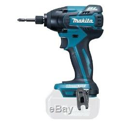 Makita DTD129Z 18V LXT Lithium Ion Brushless Impact Driver Body Only & Case