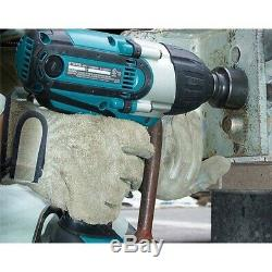 Makita DTW450Z 18v Impact Wrench Naked 1/2 Square Drive Lithium Ion RP BTW450