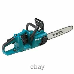 Makita DUC353Z 36V (Twin 18V) Cordless Brushless 350mm Chainsaw Body Only
