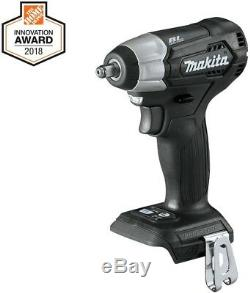 Makita Impact Wrench 3/8 in. 18-Volt Lithium-Ion Cordless Lighted (Tool Only)