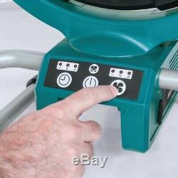 Makita Job Site Fan 3 in. 18-Volt Lithium-Ion 3-Speed Brushed Motor (Tool-Only)
