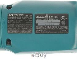 Makita Oscillating Multi Tool 18V Lithium-Ion Cordless Variable Speed Tool-Only