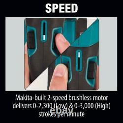 Makita Reciprocating Saw 18-Volt LXT Lithium-Ion Brushless Cordless (Tool-Only)