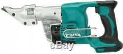 Makita Straight Shear Nibbler 18-Gauge 18-Volt Lithium-Ion Cordless (Tool-Only)