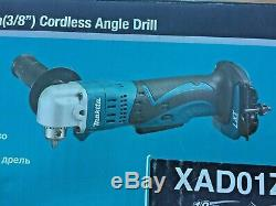 Makita XAD01Z 18-Volt 3/8-Inch LXT Lithium-Ion Angle Drill (Bare-Tool)