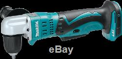 Makita XAD02Z 18V LXT LithiumIon Cordless 3/8 Angle Drill, Tool Only