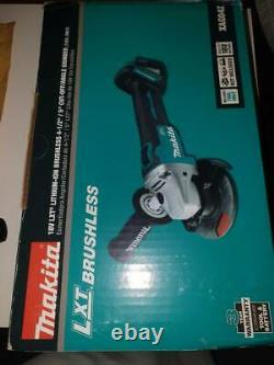 Makita XAG04Z 18 Volt LXT grinder Lithium-Ion Brushless Cordless 4-1/2/ 5 2020