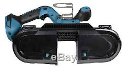 Makita XBP01Z 18V LXT Lithium-Ion Compact Cordless Band Saw (Tool Only)