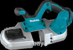 Makita XBP03Z 18V LXT LithiumIon Cordless Compact Band Saw, Tool Only