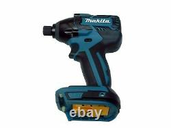 -Makita XDT08Z 18V LXT Lithium-Ion Brushless Cordless Impact Driver (Tool Only)