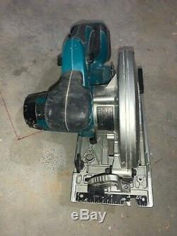 Makita XDT11 XSS02 18V Lithium-ion Cordless Impact, Drill Light and Saw Set LXT