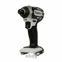 Makita XDT11z White 18v LXT Lithium-Ion 1/4Cordless Impact Driver Tool Only2019