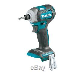 Makita XDT12Z 18V LXT Lithium-Ion Brushless Cordless Impact Driver (Tool Only)