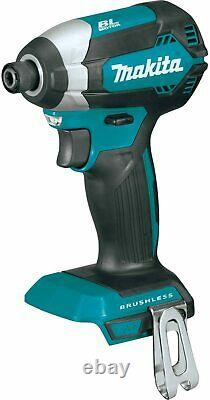 Makita XDT13Z 18V LXT Lithium-Ion Brushless Cordless Impact Driver (Tool Only)