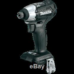 Makita XDT15 18V LXT Lithium-Ion Sub-Compact Brushless Cordless Impact+Drill