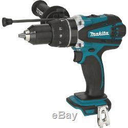 Makita XPH03Z 18-Volt 1/2-Inch LXT Lithium-Ion Cordless Hammer Driver Drill
