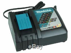 Makita XPH07Z 18V 1/2 in. Hammer Driver-Drill 18V 5.0Ah Battery, DC18RC Charger
