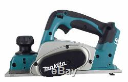 Makita XPK01Z 18V LXT Lithium-Ion Cordless 3-1/4-Inch Planer