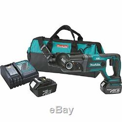 Makita XRH04 18V LXT Lithium-Ion Cordless 7/8-Inch SDS Plus Rotary Hammer Kit
