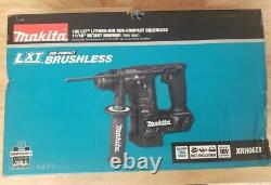 Makita-XRH06ZB 18V LXT Lithium-Ion Sub-Compact Brushless Cordless 11/16 In. R