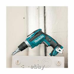Makita XSF03Z Brushless Cordless Drywall Screwdriver 18V LXT Lithium Ion Teal