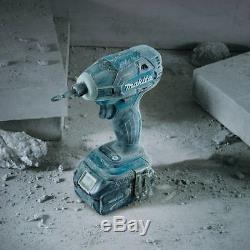 Makita XST01Z 18V LXT LithiumIon Brushless Cordless 3Speed Impact Driver, Tool