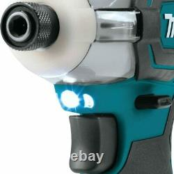 Makita XST01Z 18V LXT Lithium-Ion Cordless 3-Speed Impact Driver Bare Tool new i