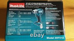 Makita XST01Z 18V LXT Lithium-Ion Cordless 3-Speed Soft Impact Driver Bare Tool