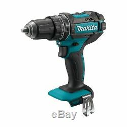 Makita XT706 3.0Ah 18V LXT Lithium-Ion Cordless Combo Kit (7 Piece)