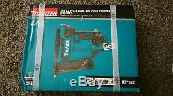 Makita XTP02Z 18V LXT Lithium-Ion 23 Gauge Pin Nailer Sealed (Tool Only)
