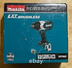 Makita XWT08Z Lithium-Ion Brushless Motor Cordless 1/2 Drive Impact Wrench LXT