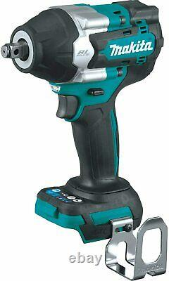 Makita XWT17Z 18V LXT Lithium-Ion Brushless Cordless 4-Speed Mid-Torque 1/2 Sq