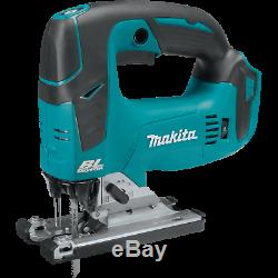 Makita Xvj02z 18v Lxt Lithium-ion Brushless Cordless Jig Saw, Tool Only