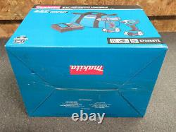 NEW- Makita CT225SYX 18V LXT Lithium-ion Drill Driver Impact Compact Combo Kit