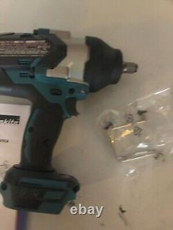 NEW Makita XWT08Z LXT Lithium-Ion Brushless Cordless 1/2 Impact Wrench 18V