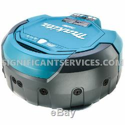 New Makita DRC200Z X2 LXT LithiumIon Brushless Cordless Robotic Cleaning Vacuum