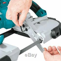 New Makita XBP02Z 18-Volt LXT Lithium-Ion Cordless Portable Band Saw, Bare Tool