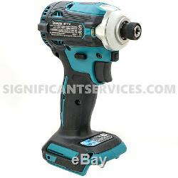 New Makita XDT16Z 18V LXT Lithium-Ion Brushless Cordless 4-Speed Impact Driver