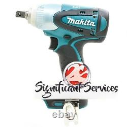 New Makita XWT05Z 18V 1/2 Lithium-Ion Cordless Impact Wrench 2.0 Ah Battery