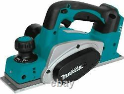 New New Makita XPK01Z 18V LXT Lithium-Ion Cordless 3-1/4 in Planer Tool Only