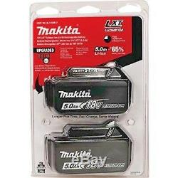 Twin-Pack Makita BL1850B-2 18V GENUINE LXT Lithium-Ion BATTERY 5.0Ah 18V SEALED